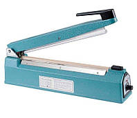 Настольный импульсный запайщик FS-200 С (алюминий) боковой нож