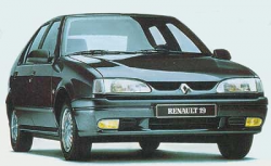 Тюнинг Renault 19 1989-1997