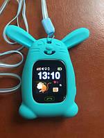 Кулоны зайчики для умных детских часов Q100,Q60, Q90