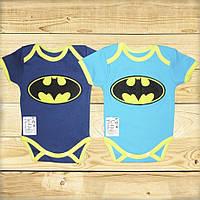 Детский боди Бетмен 68 - 92 см