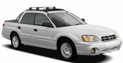 Тюнинг Subaru Baja 2002-2006
