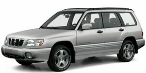 Тюнинг Subaru Forester 1 1997-2002