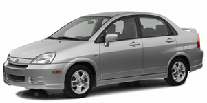 Тюнинг Suzuki Aerio 2001-2007
