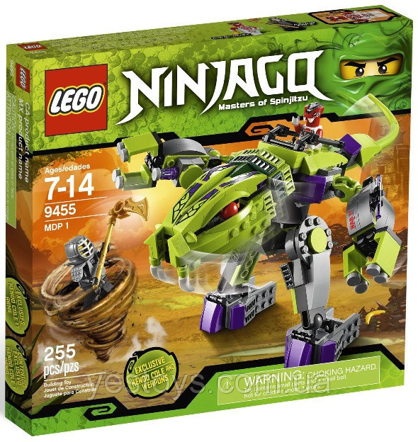 LEGO - Атакуюча машина Фангпайе (9455)