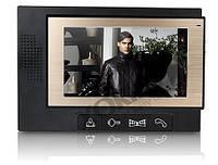 Домофон с цветным экраном LUXURY DP-702  с функцией записи видео и фото