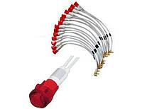 Лампа сигнальная для бойлера, красная