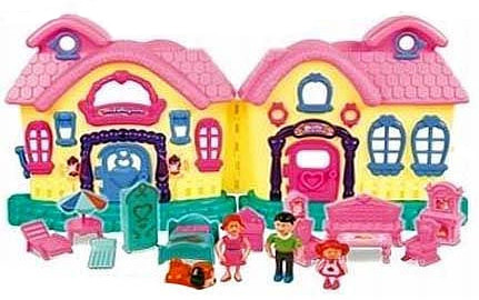 Кукольный домик zyc 0876