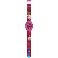 Годинник «Доктор Плюшева» (5 функцій: місяць, дата, години, хвилини, секунди)