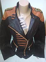 Куртка косуха эко-кожа-АКЦИЯ, фото 1