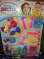 Набор юнный доктор 16 предметов
