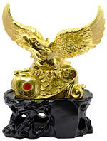 Статуэтка орел золото