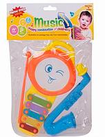 Ксилофон и саксофон детские игрушки