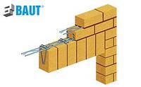 Кирпичная перемычка BAUT вертикальная кладка кирпича комплект на 1 окно 15 м.