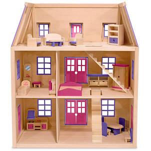 Многоэтажный деревянный домик, фото 2