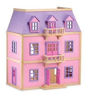 Многоэтажный деревянный домик, фото 3