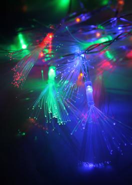 Новогодние LED гирлянды Кисточки на 200 светодиодов