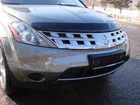 Дефлекторы капота Sim для Nissan Murano 2002-08