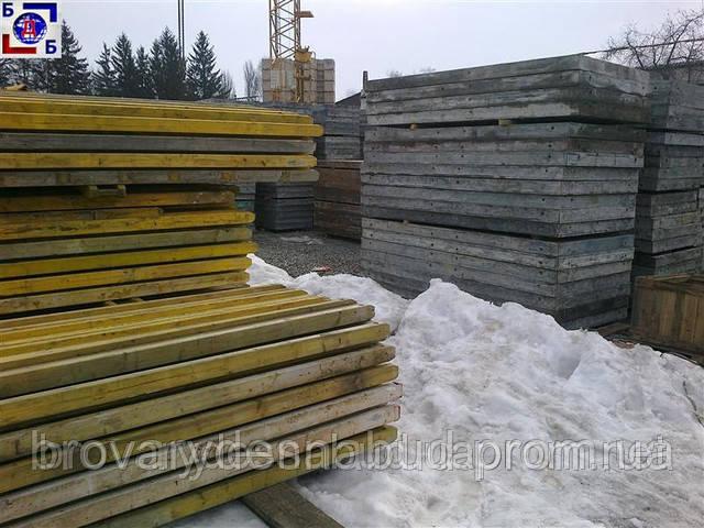 бетон опалубка