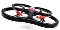 Квадрокоптер большой на радиоуправлении 2.4GHz WL Toys V333 Cyclone 2