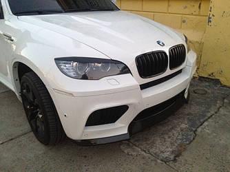 Реснички бровки тюнинг BMW X6 E71