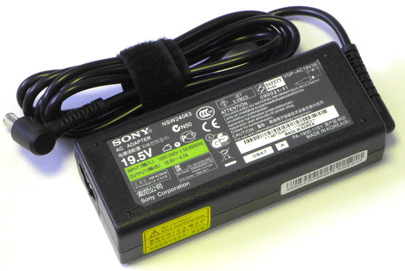 Зарядное устройство для ноутбука  SONY (1 original) 19,5 V 4,7 A - (6*4,4)   .     dr