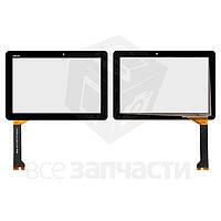 Сенсорный экран для планшета Asus MeMO Pad 10 ME102A, черный