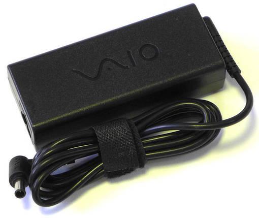 Зарядное устройство для ноутбука  SONY (1 original) 19,5 V 4,7 A - (6*4,4)   .     dr, фото 2