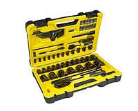 Набор инструментов универсальный в пластиковом кейсе 78 предметов Stanley STHT0-72655