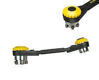 Ключ универсальный DynaGrip с храповым механизмом STHT0-72123