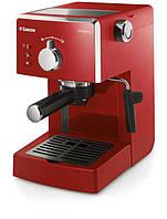 Кофеварка эспрессо Saeco Poemia Focus Espresso RED (HD8423/29)