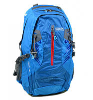 Рюкзак Туристический нейлон Royal Mountain 4097 light-blue, рюкзак в поход, рюкзак путишественника