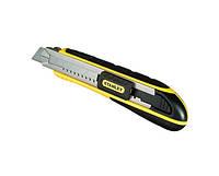 """Нож """"FatMax Cartridge"""" кассетный с 18-мм лезвием с отламывающимися сегментами Stanley 0-10-481"""