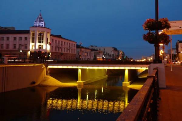 Казань, Мосты через реку Булак