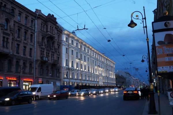 "Санкт-Петербург, БЦ ""Литейный, 26"""