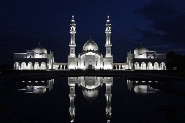 "Болгар, ""Белая мечеть"""