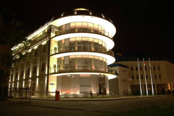 Астрахань, офисное здание