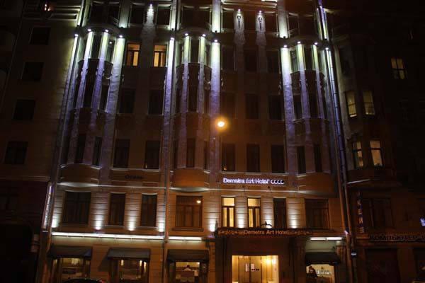 """Санкт-Петербург, """"Арт Отель Деметра"""""""
