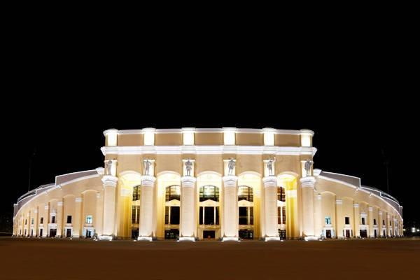 Екатеринбург, Центральный стадион