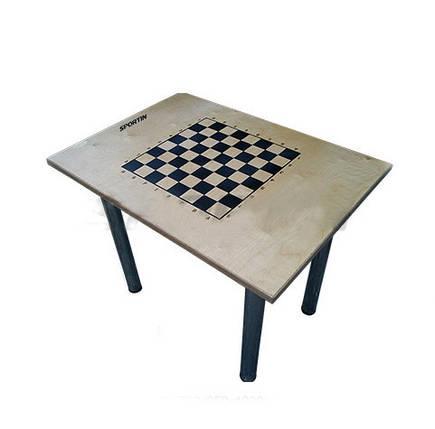 Шахматный стол OT0001, фото 2