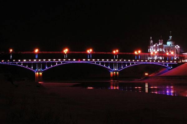 Витебск, мост им. Кирова