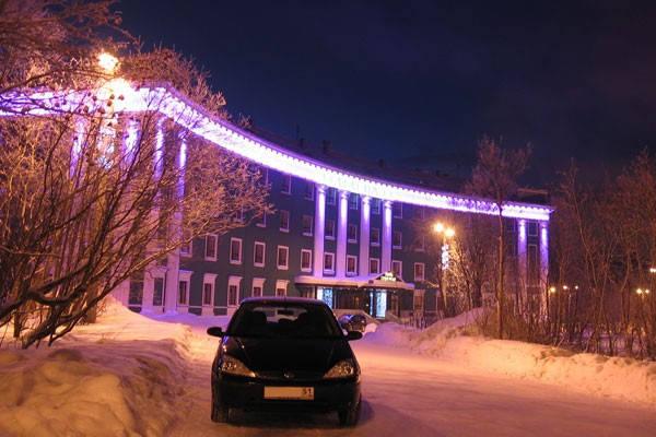 Кировск, Гостиница «Северная»