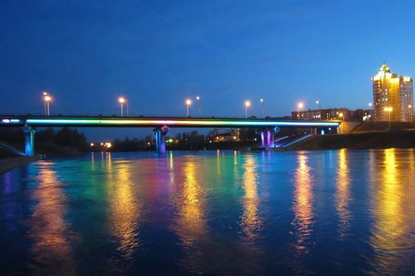 Витебск, Мост Блохина