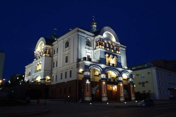 Екатеринбург, Патриаршее Подворье Храма на Крови