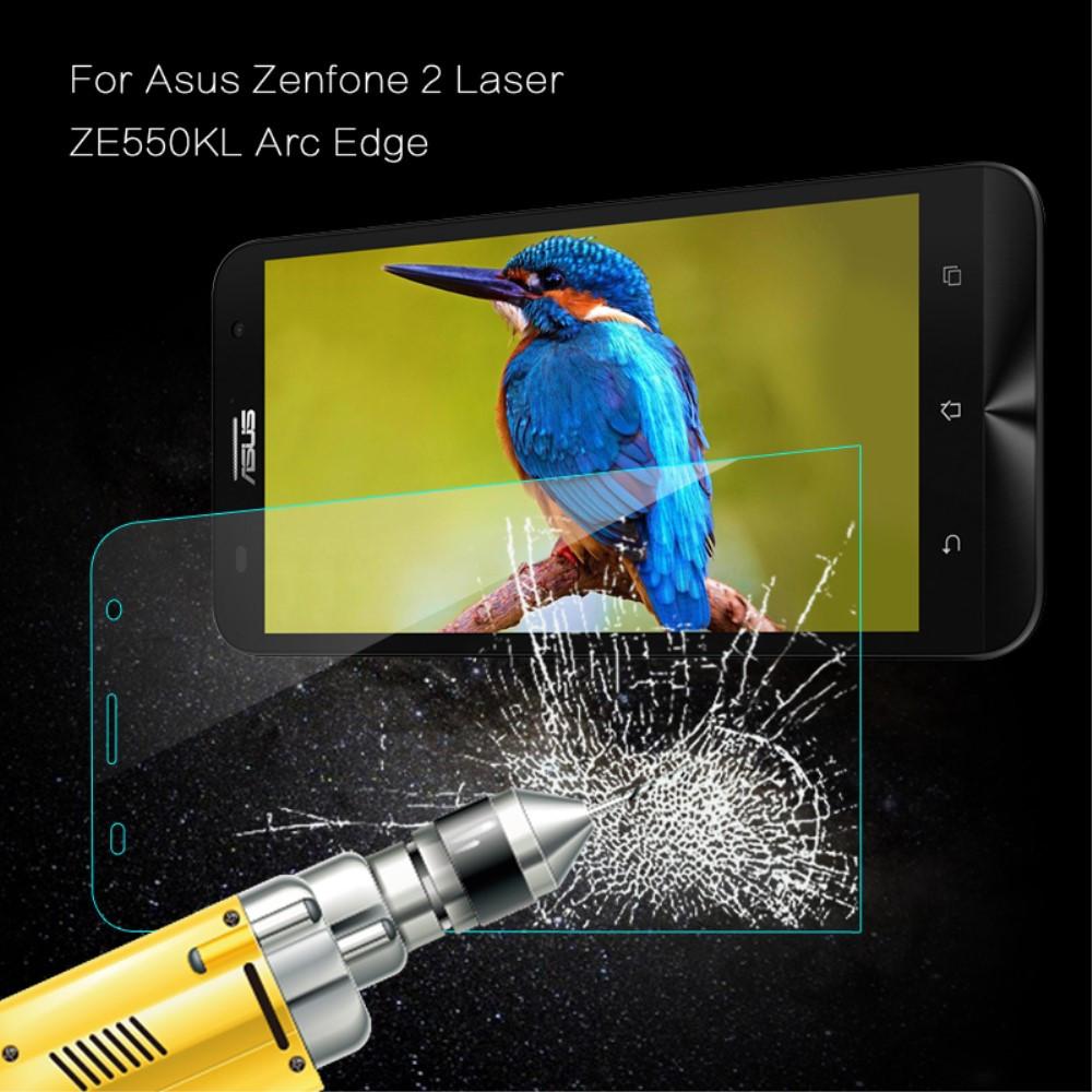 Защитное стекло Optima 9H для Asus Zenfone 2 Laser 5.5 ZE551KL