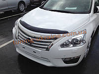 Дефлекторы капота Sim для Nissan Teana седан 2014