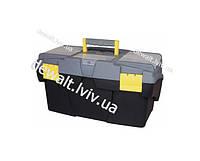 """Ящик для инструмента """"Mega Cantilever"""" пластмассовый с 2-мя консольными лотками и 2-мя органайзерами 19"""" Stanley 1-92-039, фото 1"""