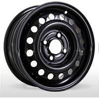 Диск колеса Ланос (Черный) Кременчуг 5,5х14Н2