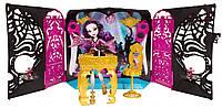 Лунж площадка 13 желаний и кукла Monster high Спектра Mattel Y7720, фото 1