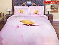 Постельное белье Сатин-хлопок Фотопринт 3D La Scala FP-008