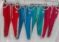 Подростковые спортивные брюки для девочек (134-164р)